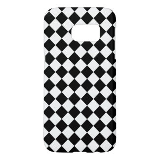 Black-and-white Samsung Galaxy S7 Case