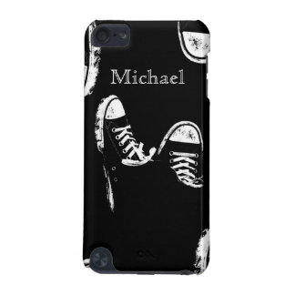 Black and White Shoe Sneaker Cell Phone Case Cover