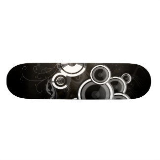 Black And White Skateboards
