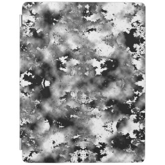 Black And White Spots iPad Smart Cover iPad Cover