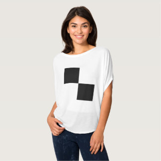 Black and white squares T-Shirt