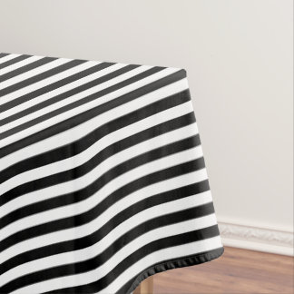 Black And White Tablecloths Black And White Table Cloth