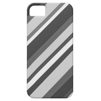 Black and white striped phonecase case for the iPhone 5