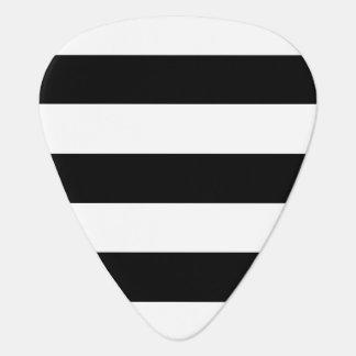 Black and White Stripes Pick