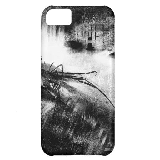 Black and White Style 2 iPhone 5C Covers