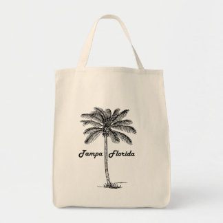 Black and White Tampa & Palm design