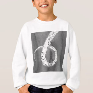 Black and White Tentacle Sweatshirt