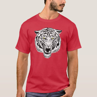 Black and White Tiger 1 T-Shirt