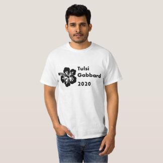 Black and White Tulsi Gabbard 2020 T-Shirt