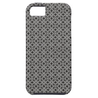 Black and White Vintage Design iPhone 5 Covers