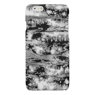 black and white, water texture design, marbling pa