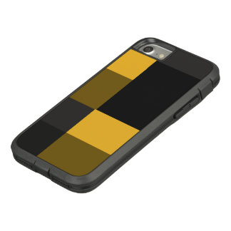 Black and Yellow Design Case-Mate Tough Extreme iPhone 8/7 Case