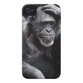 Black Ape iPhone 4 Cover