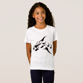 BLACK ART DESIGN OF DRAGON T-Shirt