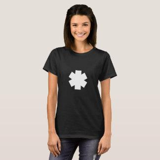 Black Asterisk Women's T-Shirt