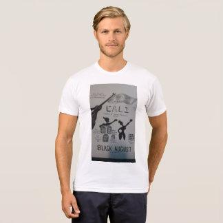 Black August Struggle T-Shirt