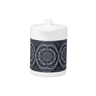 Black, Awakening zen pattern, healing, chakra