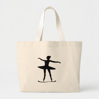 Black Ballerina bag