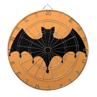 Black Bat Dartboard
