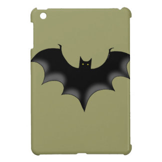 black bat iPad mini cover