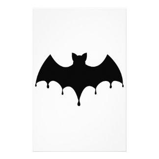 Black Bat Stationery