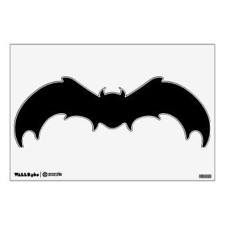 Black Bat Wall Decal