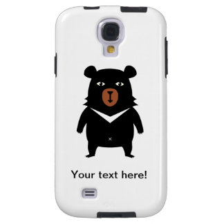 Black bear cartoon