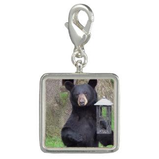 Black Bear Charm