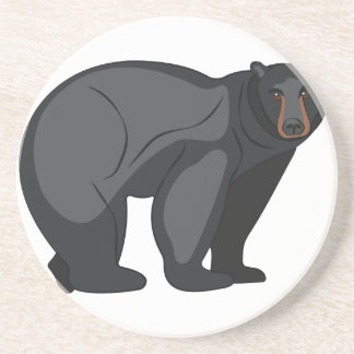 Black Bear Coaster