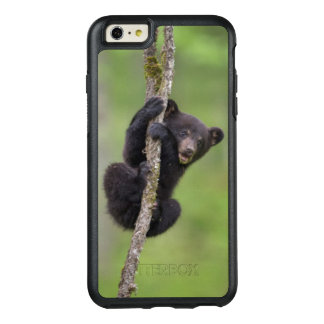 Black bear cub playing, Tennessee OtterBox iPhone 6/6s Plus Case