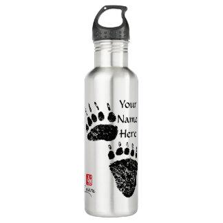 Black Bear Paws On Steel - 24 oz. Bottle