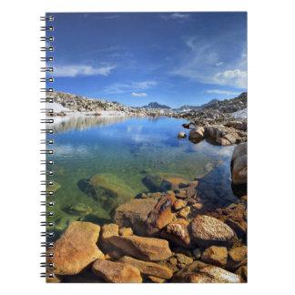 Black Bear Tarn - Sierra Notebook