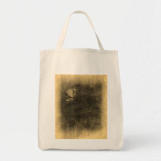 Black Bear Vintage Art Bags