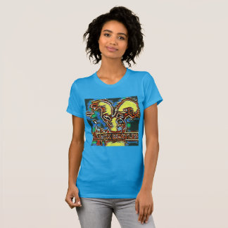 Black beatles T-Shirt