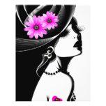 black beauty personalized flyer