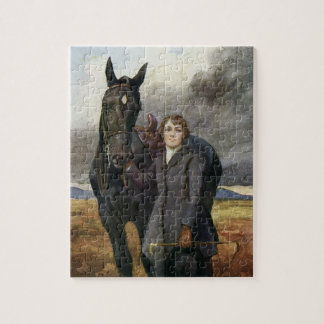 Black Beauty Puzzle - from Sewell book