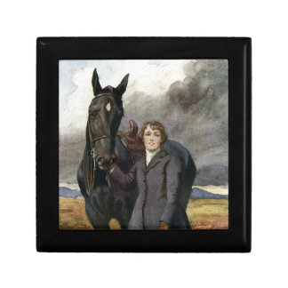 Black Beauty - She Chose Me For Her Horse Gift Box