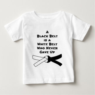 Black Belt Baby T-Shirt