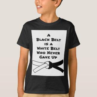Black Belt T-Shirt