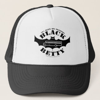 Black Betty crew cap