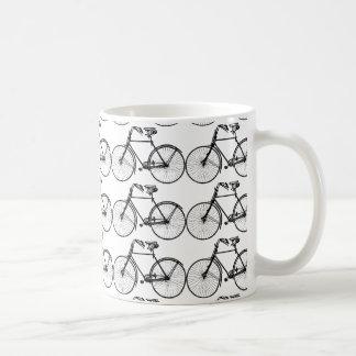 Black Bicycle for sporty man Coffee Mug