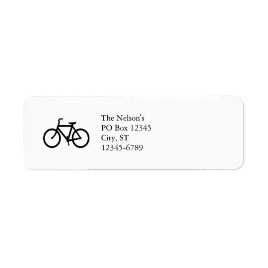 Black Bike Route