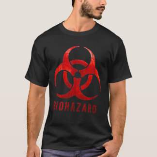 Black Biohazard T-Shirt