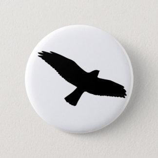 Black Bird Button