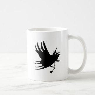 Black Bird Coffee Mug