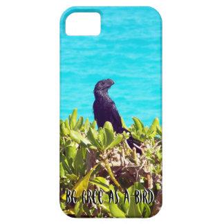Black Bird iPhone 5 Cover