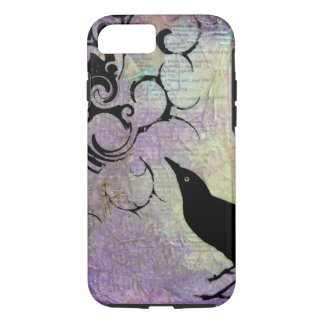 Black Bird iPhone 7 Case