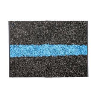 Black Blue Lawn iPad Mini Covers