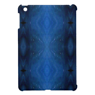 Black Blue Personalizable Pattern For Guys Cover For The iPad Mini
