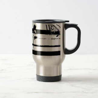 BLack BMW Travel Mug
